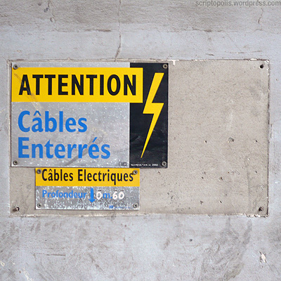 cablesenterres